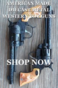 American made toy guns